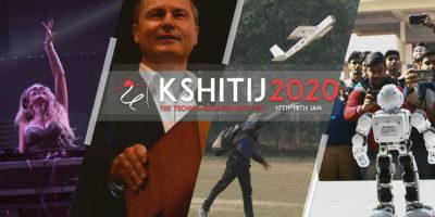 Kshitij 2019, IIt Kharagpur Fest